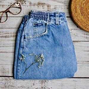 Vintage 90s High Rise Lee Jeans